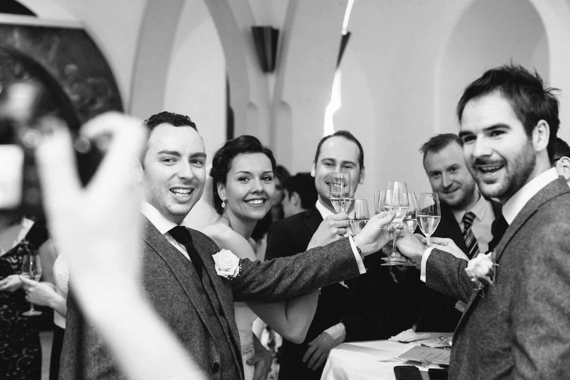 Hochzeit im Bremer Ratskeller