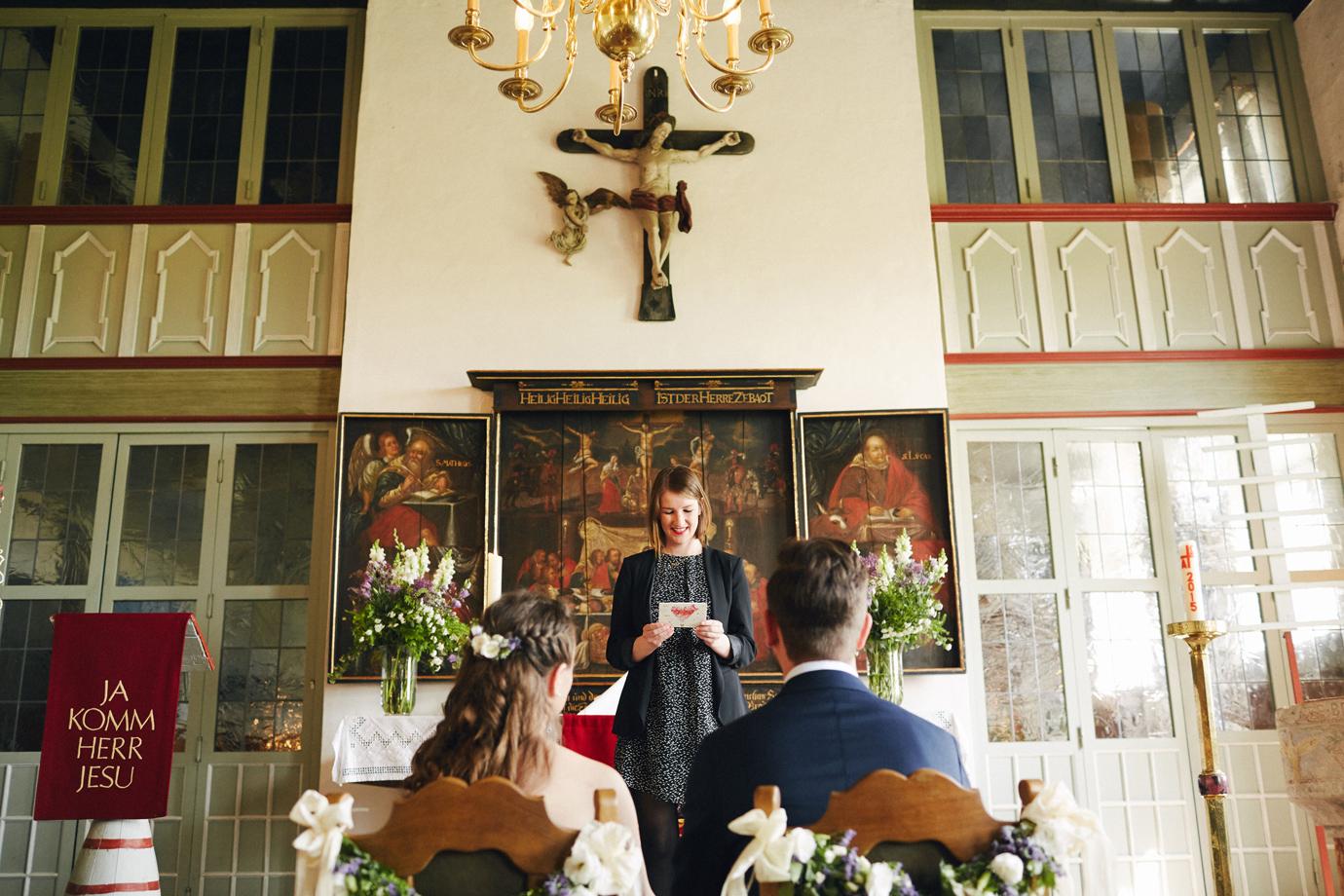 hochzeit kirche langeness