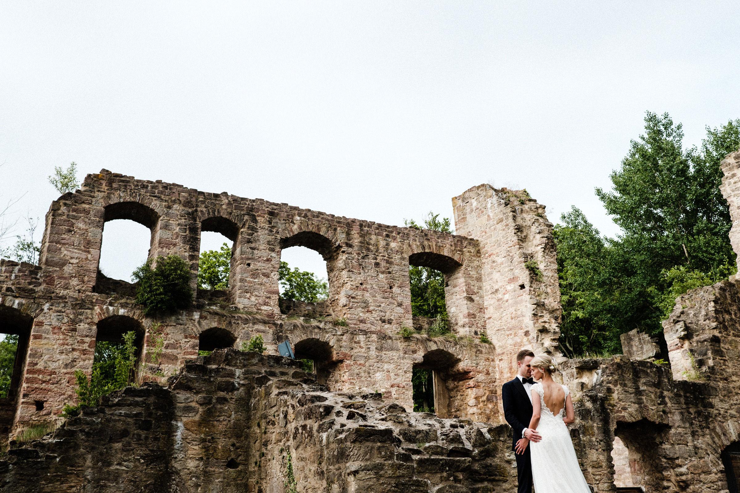 Hochzeit auf der Burg Hardenberg
