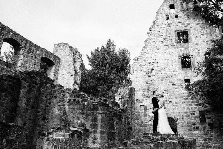 Hochzeitsfotograf Burg Hardenberg